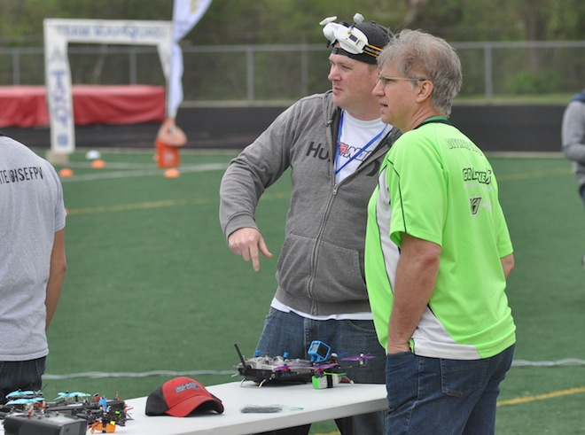 Bucci Field a boon for drone enthusiasts