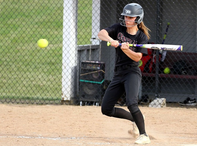 Kerkman receives top senior softball honor