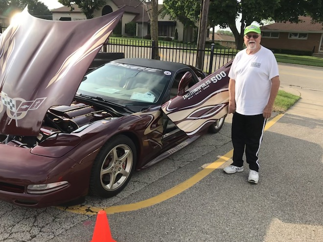 Car Show Brings Big Business to Shopping Plaza