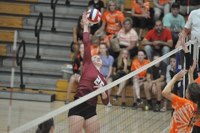 GIRLS VOLLEYBALL PREVIEW: Falcons look to leave a legacy