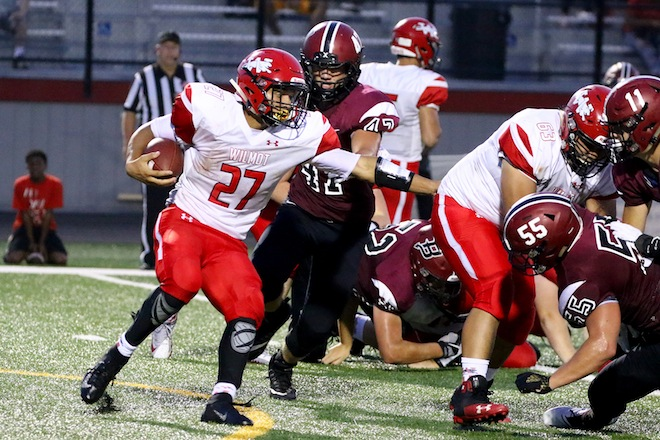 FOOTBALL: Wilmot prevails in 4 OT thriller