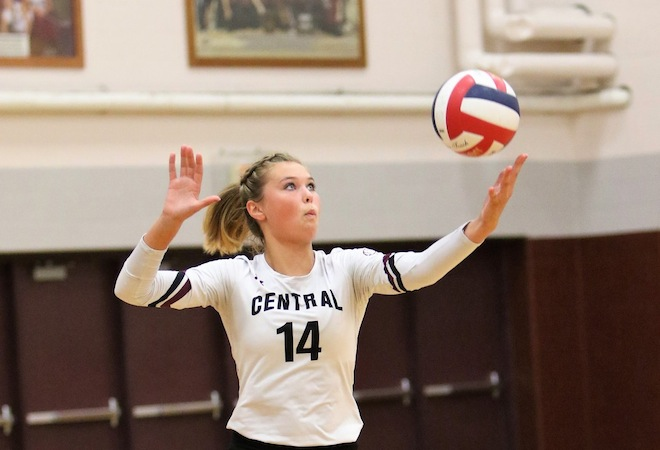 GIRLS VOLLEYBALL: Falcons sweep Waterford