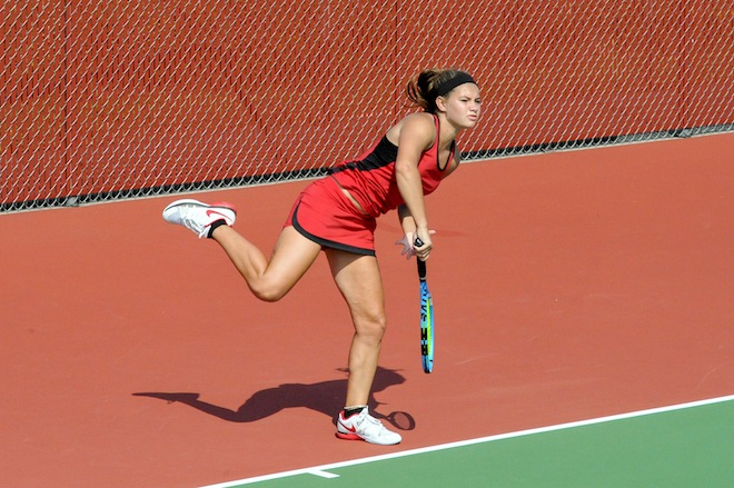 WIAA TENNIS: Wilmot's Andersen captures sectional tennis title
