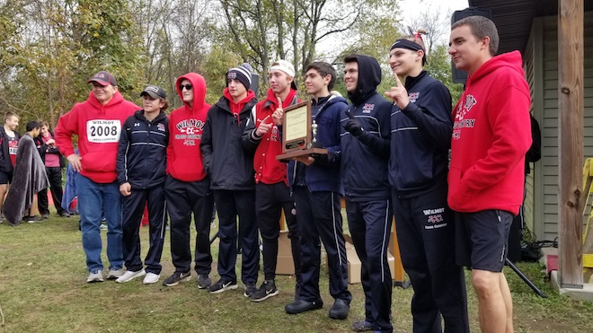 TOP SPORTS STORIES OF 2018 – No. 2: Wilmot boys cross country snaps title drought