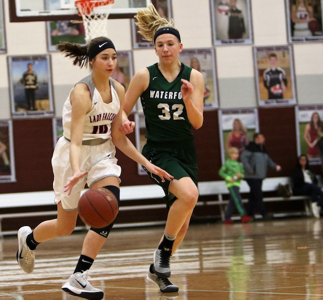 GIRLS BASKETBALL PREVIEW: Falcons undergoing a youth movement