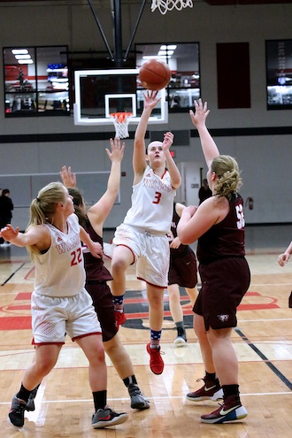 GIRLS BASKETBALL PREVIEW: Wilmot girls bring speed, shooting strengths