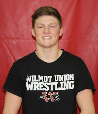 WRESTLING: Wilmot wrestlers prevail against Westosha on six pins