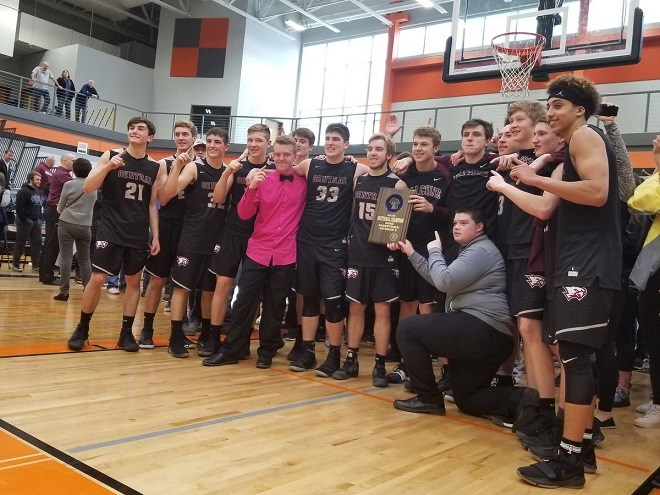 TOP SPORTS STORIES OF 2018 – No. 1: Falcons reach WIAA Division 2 state semifinal