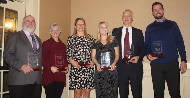 Central inducts eight to Athletic Hall of Fame