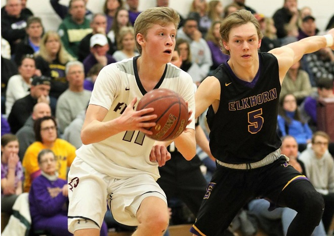 BOYS BASKETBALL: Falcons claim share of conference championship