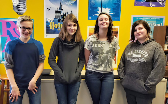 Students garner recognition in state Scholastic Art and Writing Awards
