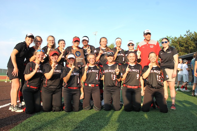 WIAA SOFTBALL: Panthers claim sectional title, punch ticket to state