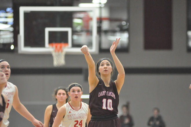 Girls basketball: Young Falcons could grow into contender