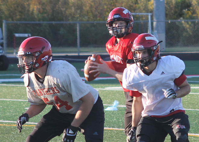 Panthers prepared for football title defense
