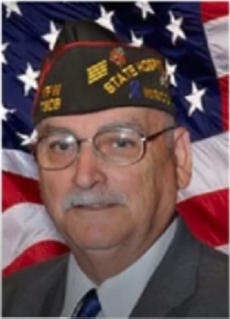 Salem's Allen recognized for dedicated service to veterans