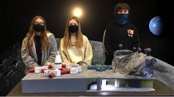 Wheatland students place in Future City Competition
