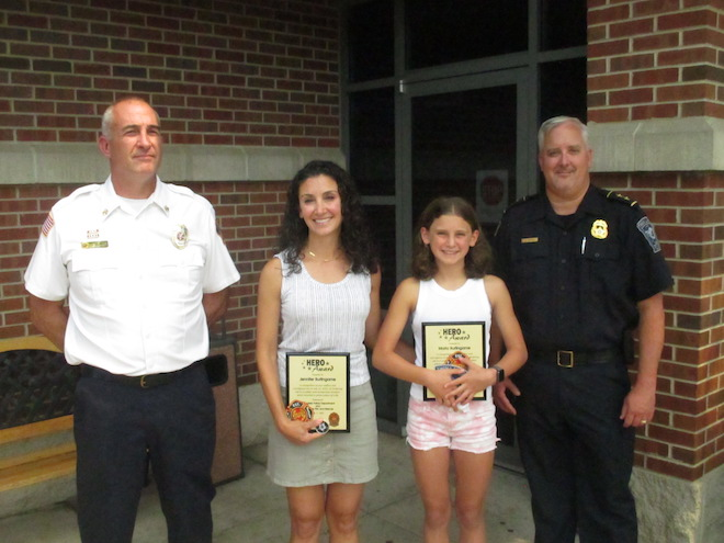 Michigan family saves two from Lake Mary